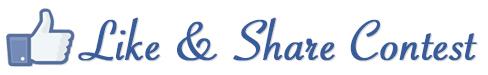 Like & Share Contest